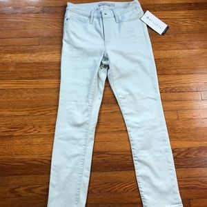 Athleta Sculptex Skinny Crop $98 sz 4 Jeans